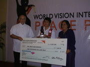 WV International Peace Prize - Peacemaking Award 2009