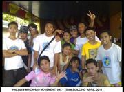 team building 2011-2