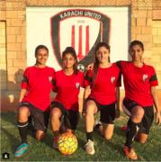Girls of Karachi United FC