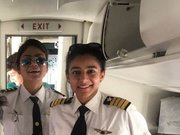 PIA Women Pilots