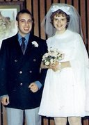 Parents' Wedding June 14, 1970