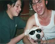 2001 Rob Chas Abby