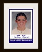 Ben Doyle - High School Photograph