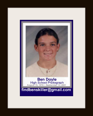 Ben Doyle - High School Photograph