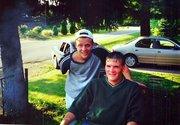 My brother Jason Aaron Cunningham