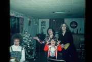 Aunt Joan, Cory Miller, Aimee Canterbury and Me