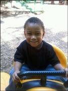 Sean Phillip Jackson (my son's boy)