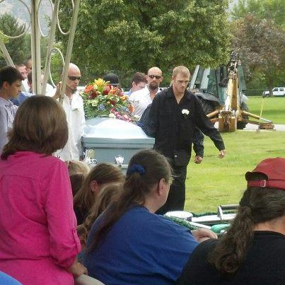 Jared's Burial