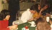 Kris McKool,Kevin McKool,Janet & Joyce Eardley_001 McKool Graphics xmas 1980
