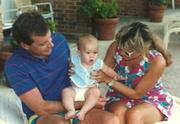 Kevin,Kyle & Donna_001 Galveston 1987