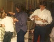 Mark Daniel,Pat & Kevin McKool Graphics Christmas 1980