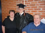 My son's graduation