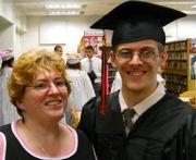 My son's graduation from High School