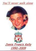Jamie Kelly aged 18