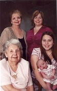 Five Generations of Females 2007