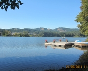 the nearest lake