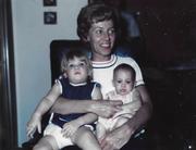 Grandma and her babies.