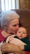 great great grandson n grandma