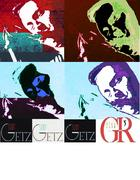 Stan Getz in the Andy Wahrol's style