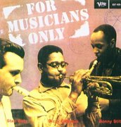 Dizzy Gillespie Musicians only [front]