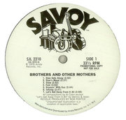 1 Stan Getz Brothers and Other Mothers 1946