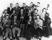Jack Teagarden Band in '43 w-Stan Getz