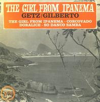 Joao Gilberto(Girl From Ipanema,French single)