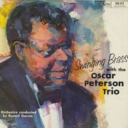 5 Oscar Peterson Swinging Brass