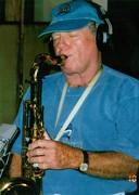 Jack Plays Sax at Saturn Sound 4