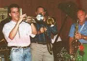 Trumpet, Trombone, and Tenor Sax