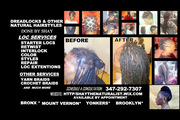 Natural Hairstylist & Loctician