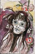 Fanciulla Disegno di Elisabetta