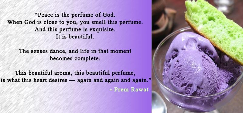 perfume of god