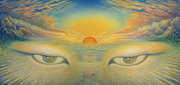 EYES OF THE WORLD by Mark Henson