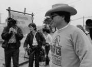 Robert Blake 81 Dabilo Protest