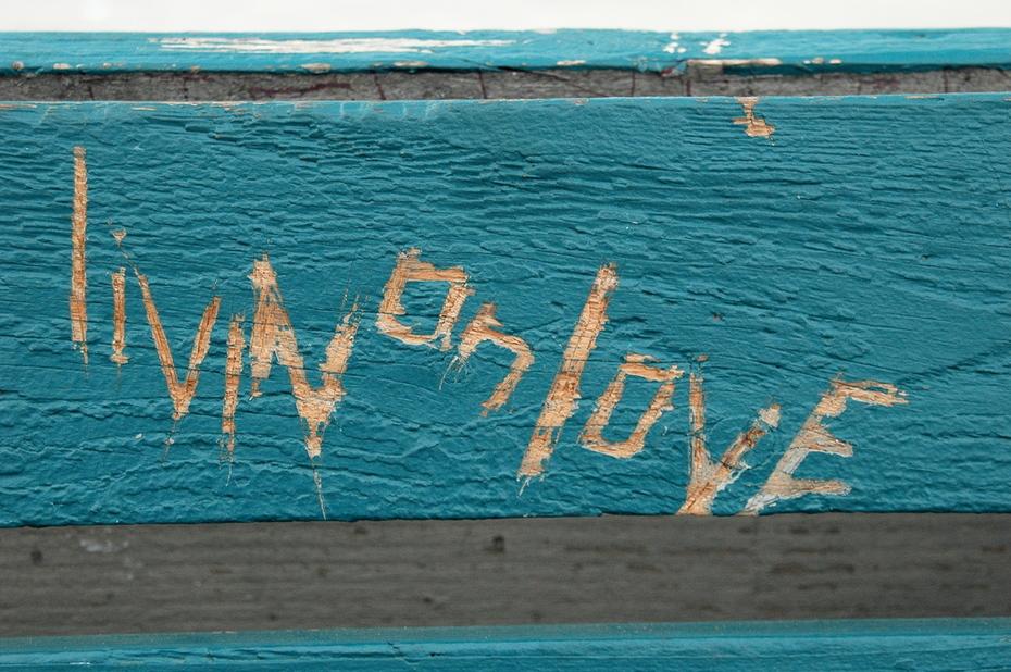Livin on love!