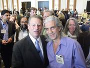 Al Gore & Scott 1, 2009