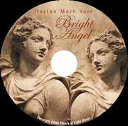 "Harlan Mark Vale, ""Bright Angel"" disc art"
