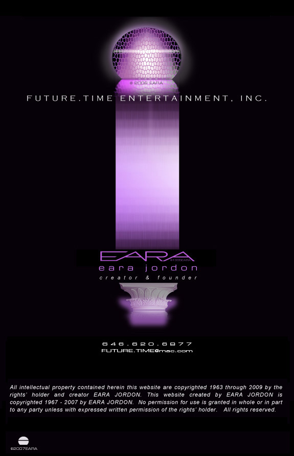 FUTURE.TIME ENTERTAINMENT/ EARA