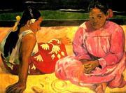 From Paul Gauguin