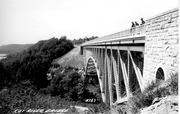 cut river bridge MI.