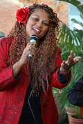 Celestine Star at CoalShed Arts 09