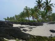 Beach near Kealakakua