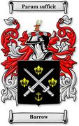Barrow...Family Crest