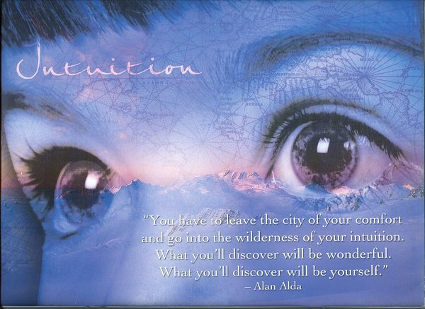 Intuition ~Listen & Let Go~