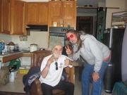 Crazy George Freewheeling Gary