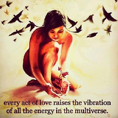 vibration of love