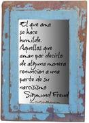 Narcisismo frase célebre de Sigmund Freud