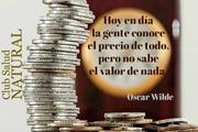 El Precio de Todo Oscar Wilde