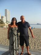 first holiday abroad benidorm
